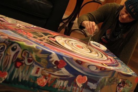 jg spiral paint