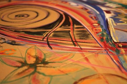 swirl detail